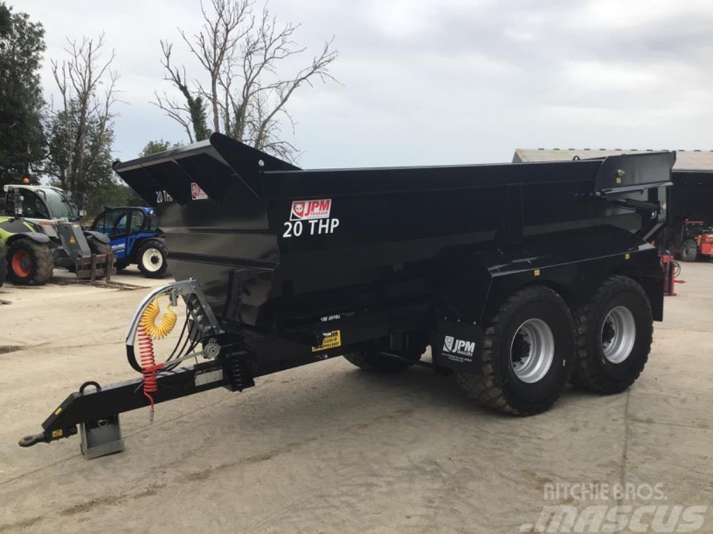 JPM 20THP dump trailer
