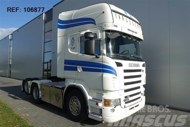 Scania R620 V8 6X2 MANUAL RETARDER EURO 4