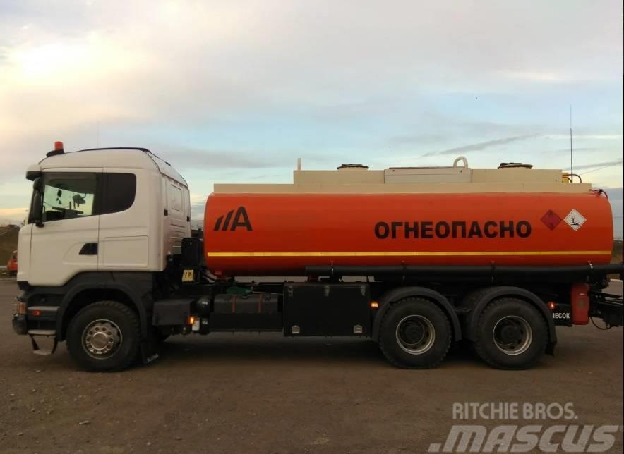 Scania R-Series бензовоз