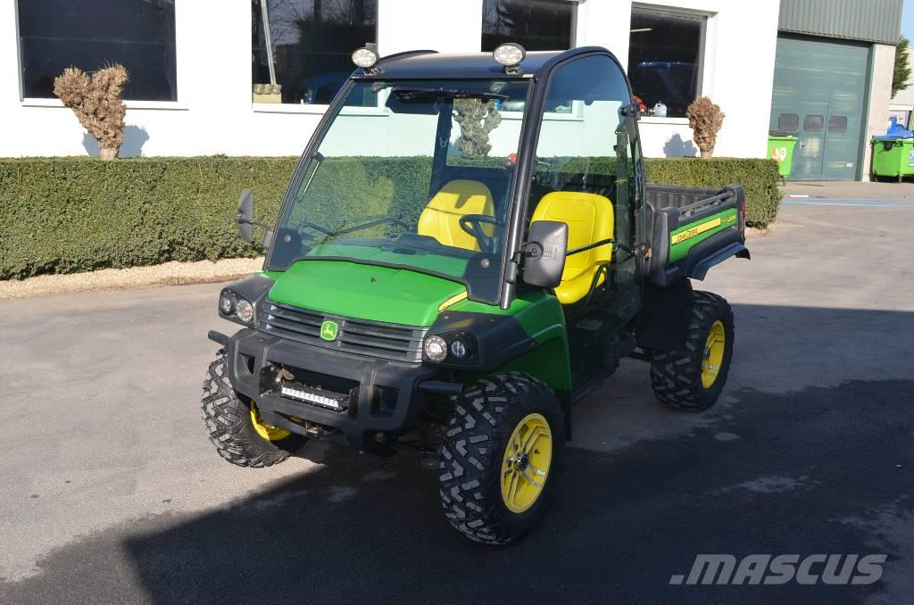 john deere gator xuv 855 d preis baujahr 2017. Black Bedroom Furniture Sets. Home Design Ideas