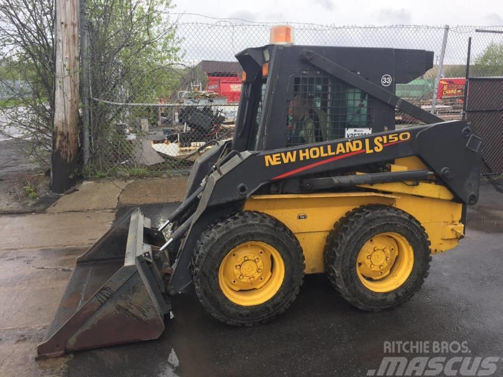 New Holland LS 150