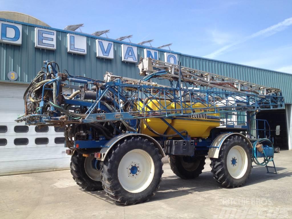 Delvano Hydro-Trac