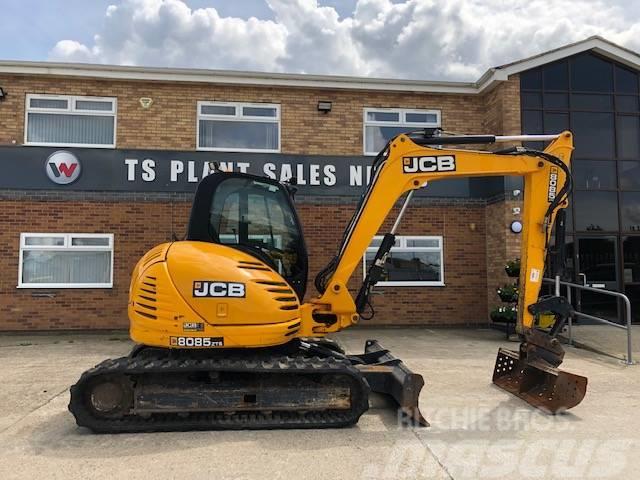 JCB 8085 ECO Midi Excavator