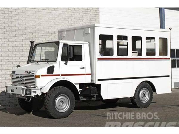 Unimog 1300L SECURITY