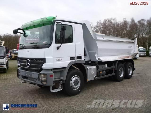 Mercedes-Benz Actros 3336 6x4 tipper