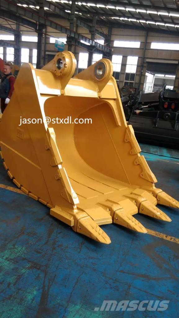 Caterpillar 345 Rock Bucket