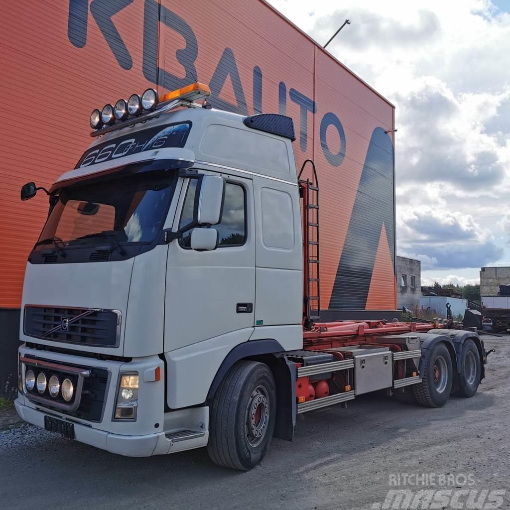 Volvo FH 660 6x2