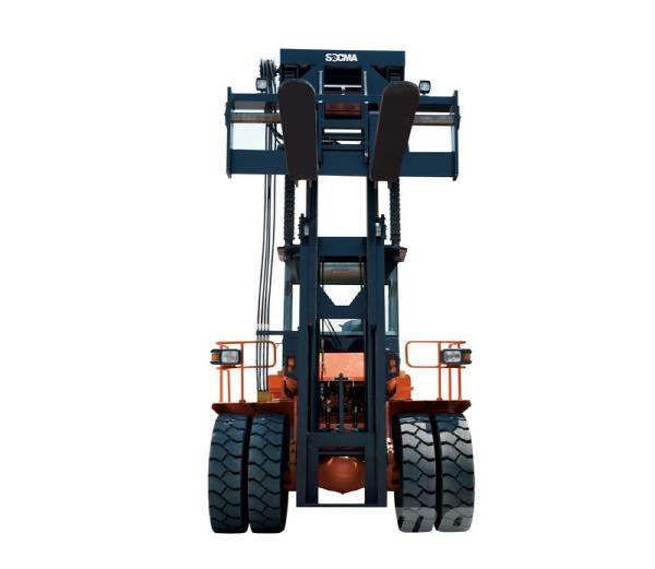 [Other] SCOMA HNF350C下叉式集装箱重箱叉车