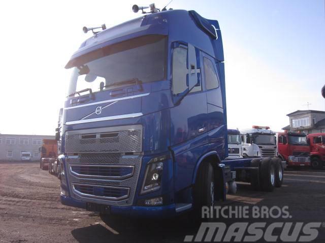 Volvo FH750 6x4