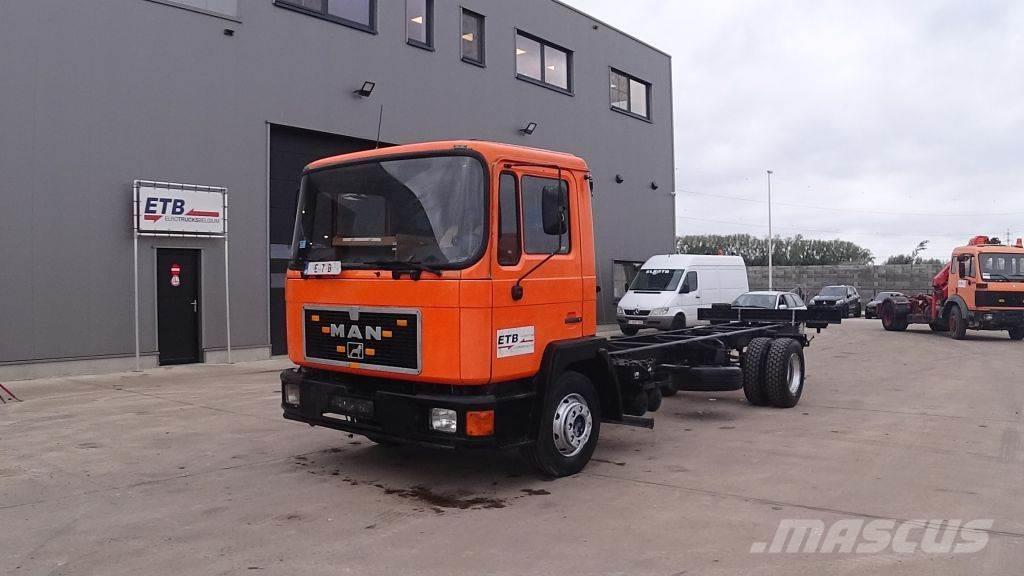 MAN 14.272 (FULL STEEL SUSPENSION / 6 CYLINDER WITH MA