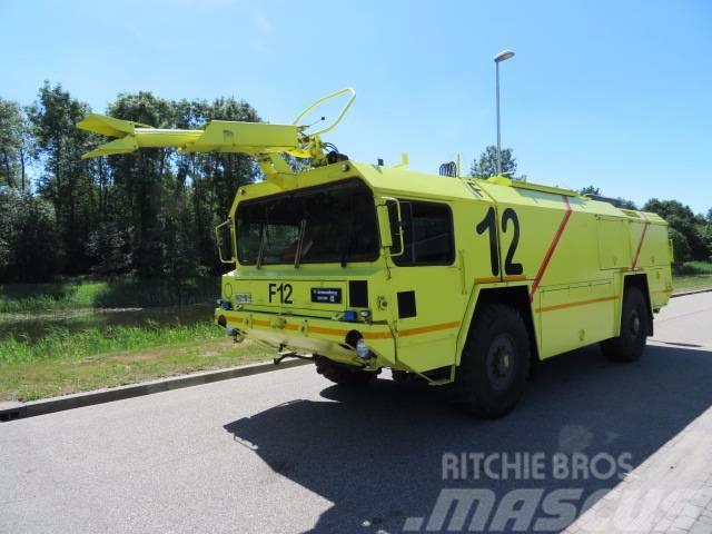 Faun Kronenburg Saval LF20 Fire Truck