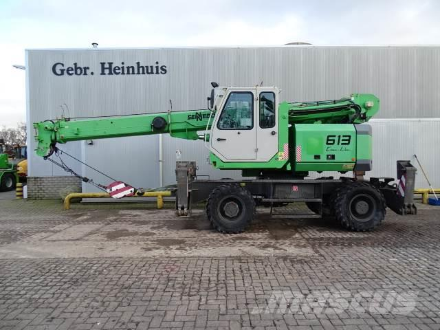 Sennebogen 613 M Crane Line 3 Pieces! ID NR 230 0