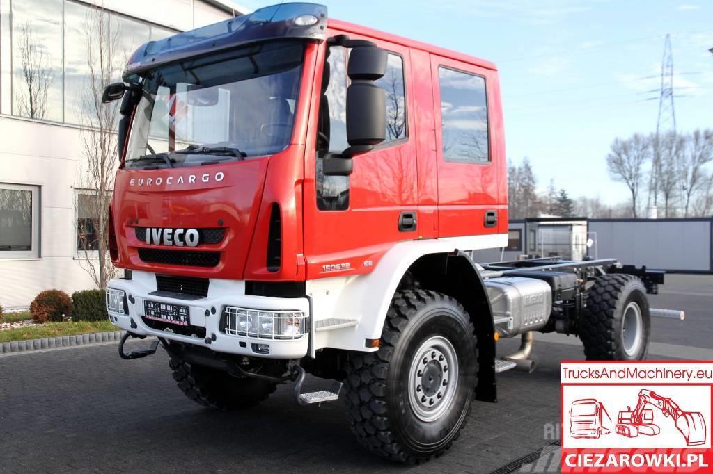 Iveco Eurocargo 150 E22 / 8k km / 4x4 /e6 / 6seats/