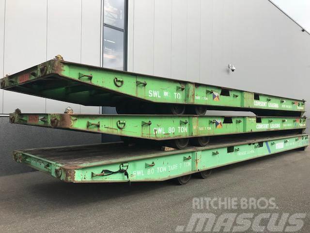 Seacom 40ft/80ton