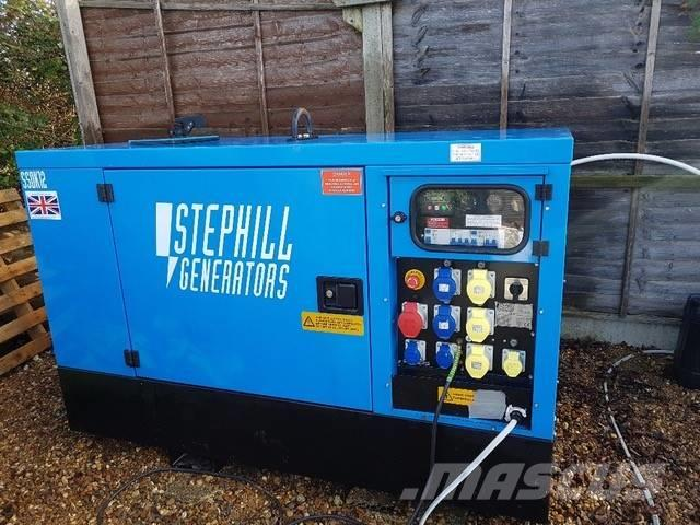 [Other] STEPHILL MULTIPHASE SSDK12M 12KVA