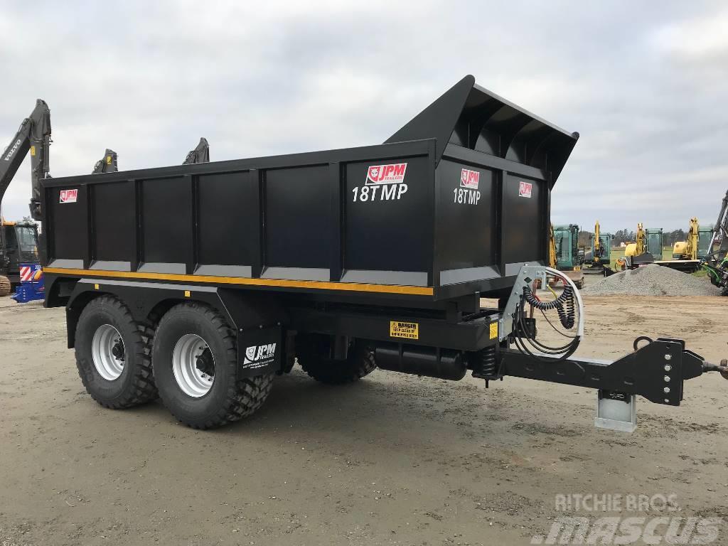 JPM MP 24T Dumpervagn