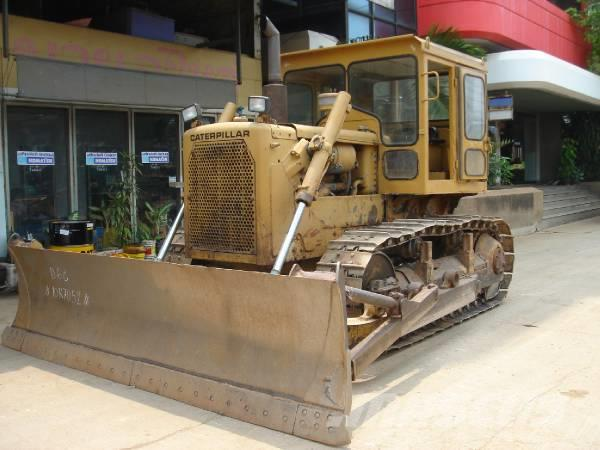 Caterpillar D6C-10K-70xx_dozers Year of Mnftr: 1979  Pre Owned