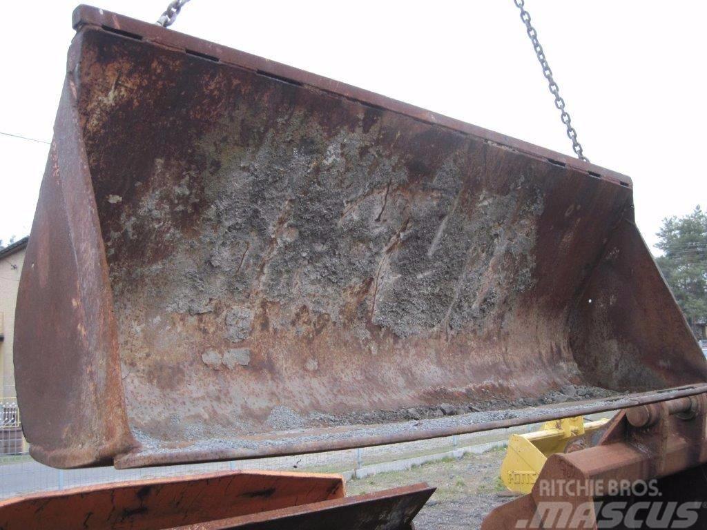 [Other] Używana łyżka ładowarkowa o szerokości 2200 mm