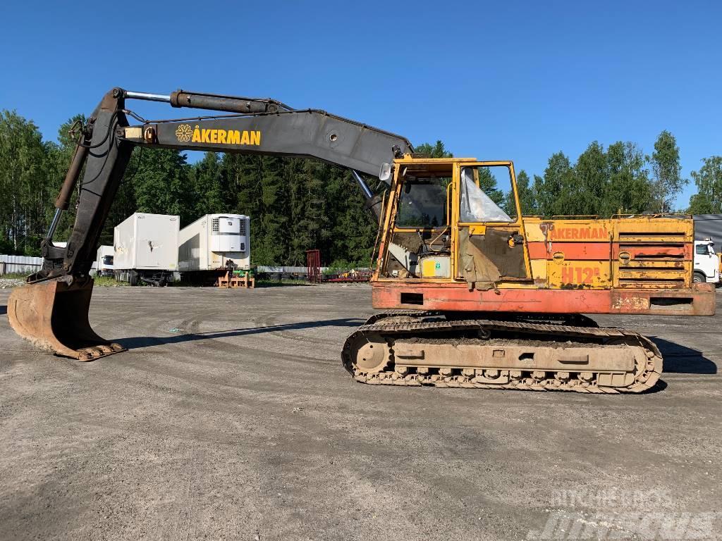 Volvo Åkerman H12B för demontering