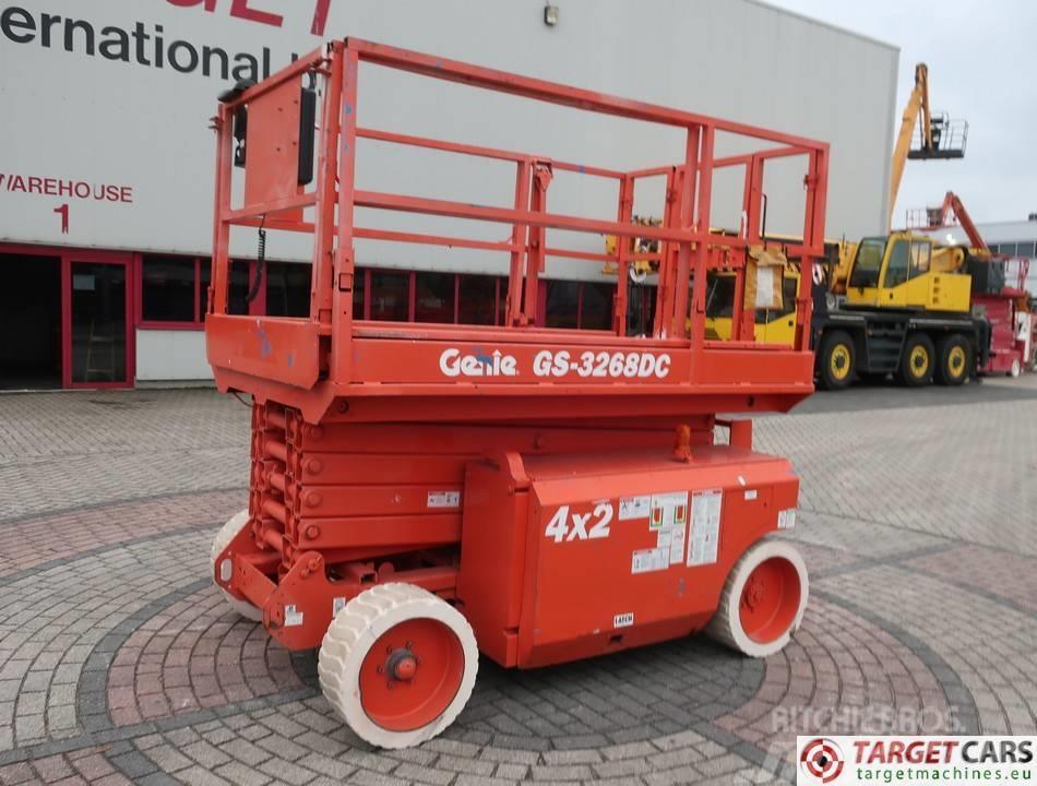 Genie GS-3268 Electric Scissor Work Lift 1160cm