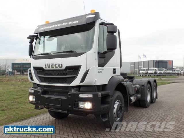 Iveco Trakker AD720T42TH - ADR (3 Units)