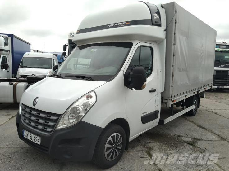 Renault MASTER dCi L3 Pack Clim 145KM