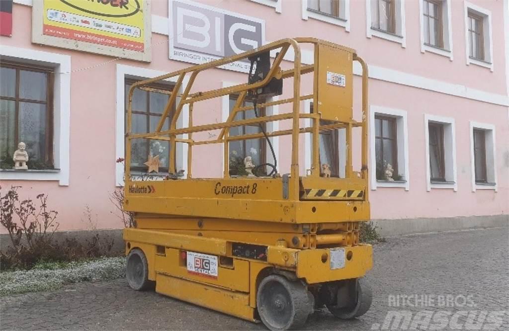 Haulotte Compact 8 Elektro Scherenbühne