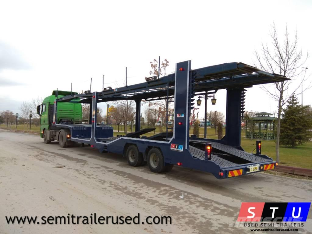 [Other] USED CAR CARRIER - TRANSPORTER TRAILERS 2012