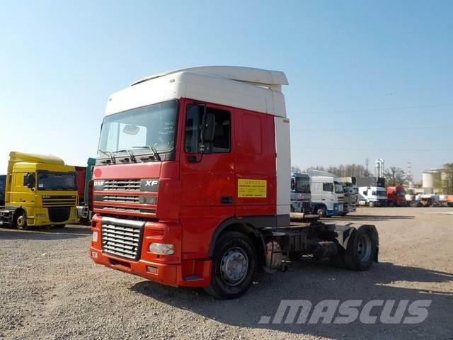 DAF 95 XF 430 Space Cab (MANUAL GEARBOX)
