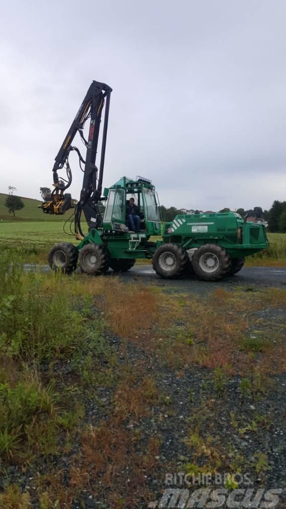 Gremo Harvester hpvr