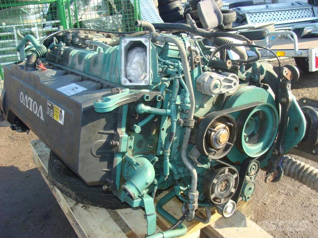 Used Volvo Fh13 D13c Engines For Sale Mascus Usa