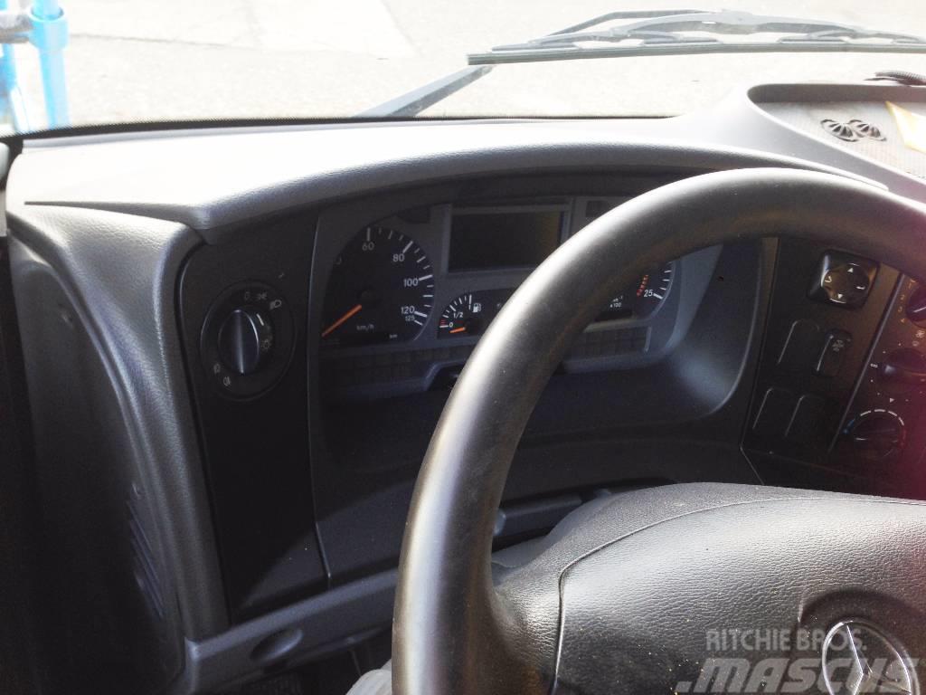 Mercedes-Benz Kabine / Fahrerhaus Axor 1840 LS, 2004, Övriga
