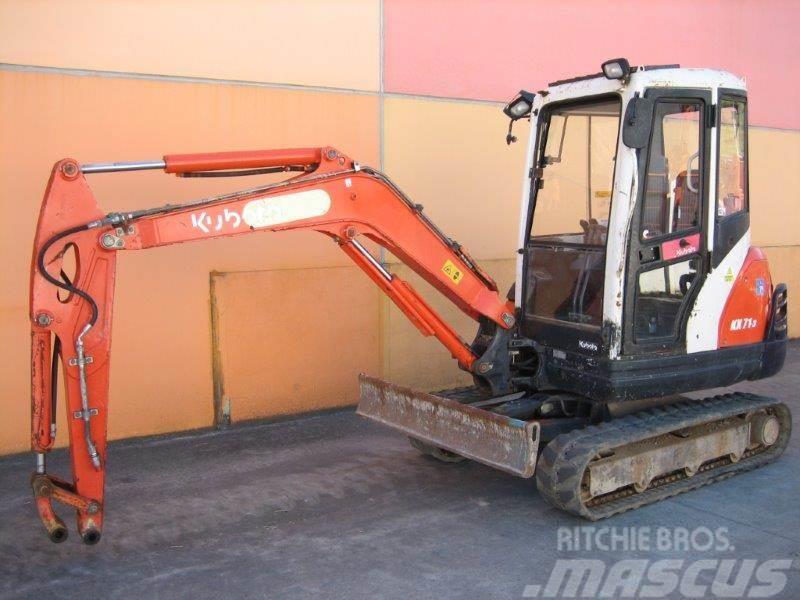 Kubota KX 71-3