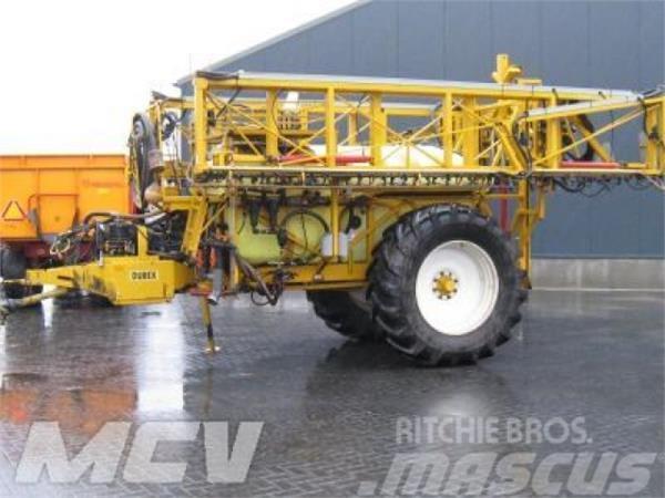 Dubex Mentor 33 meter - 4000 liter