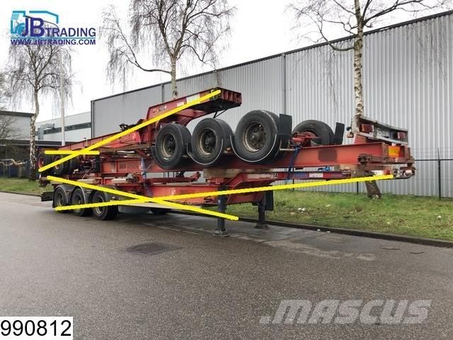 Asca Container 40 FT container chassis