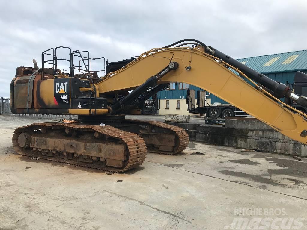 Caterpillar (Dismantling) 349 E LME