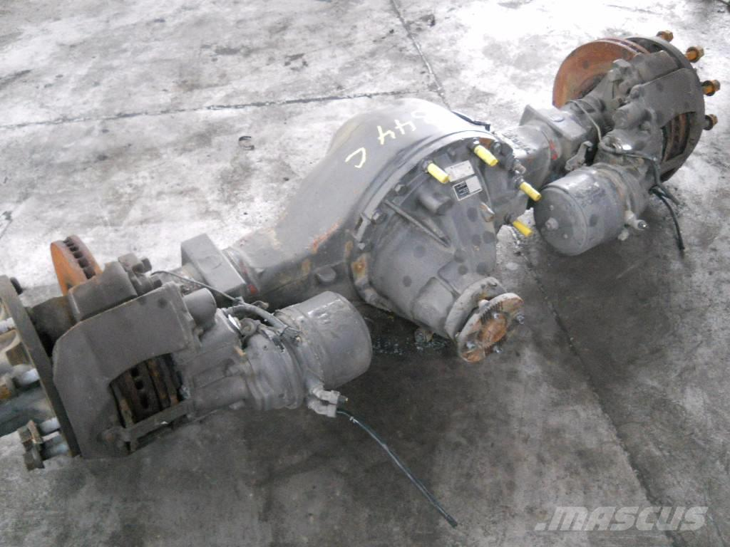 Meritor / Renault RSS1344C / RSS 1344 C / MS17X / MS 17 X, 2007, Hjulaxlar