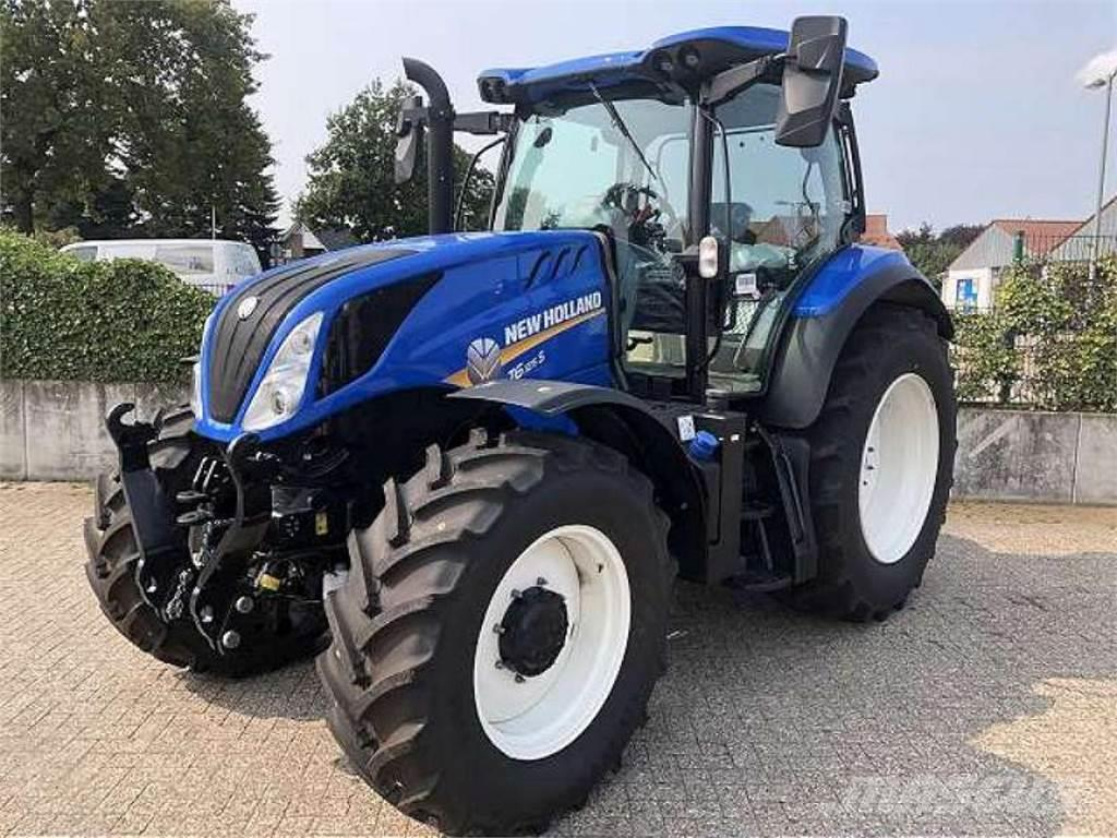 New Holland T6.125 S ELECTROCOMM