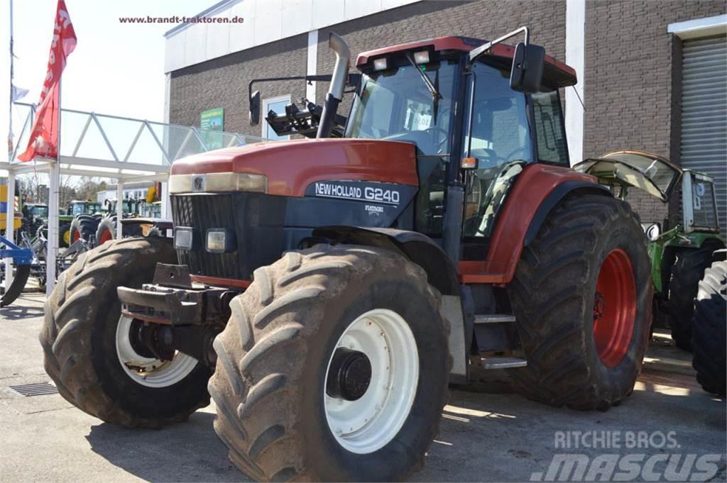 New Holland G 240