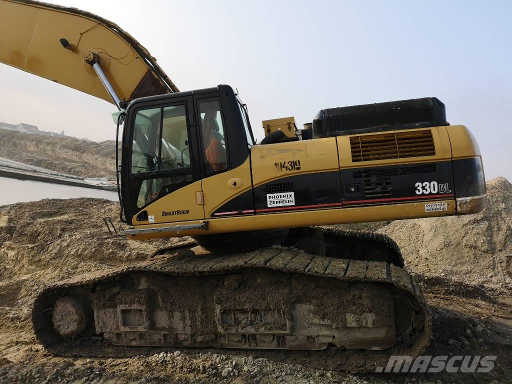 Caterpillar long reach 330 D L