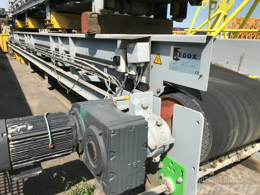 Redox CO260/1 Conveyor Belt 800mm x 11000mm