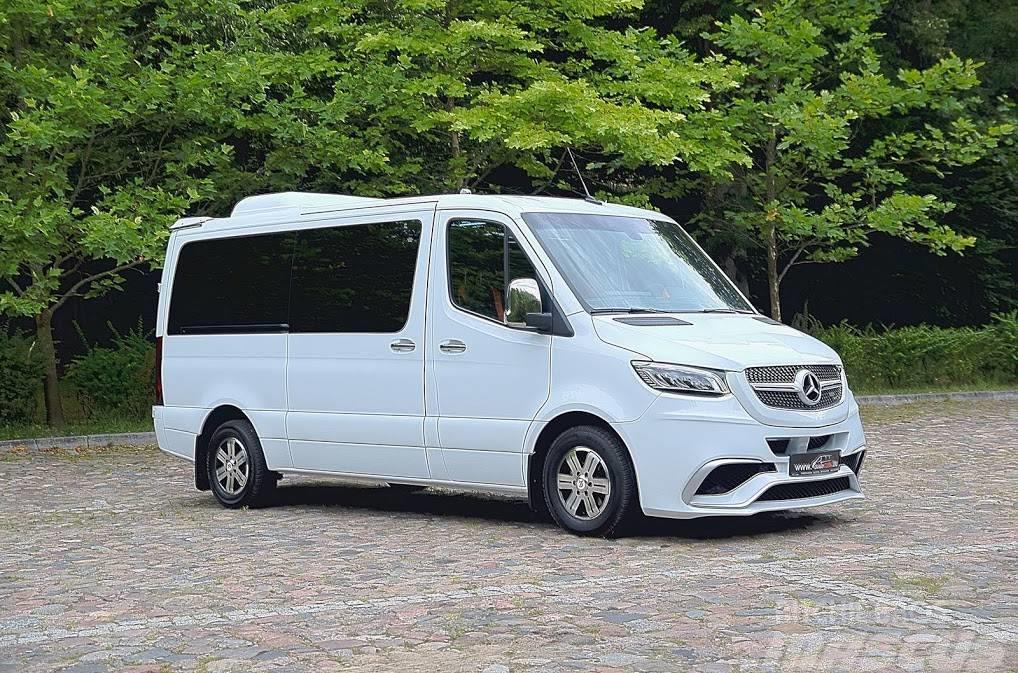 Mercedes-Benz CUBY Sprinter 319 CDI  TAXI BUS (387)