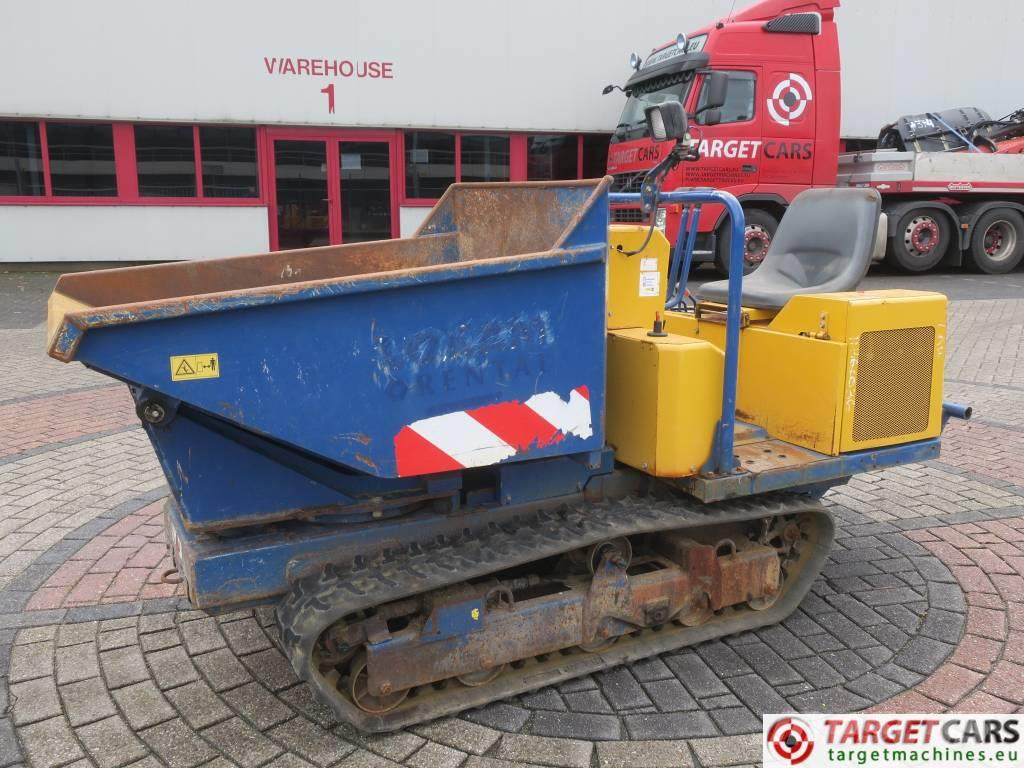 Canycom S100 Mini Tracked Dumper Diesel w/Swivel