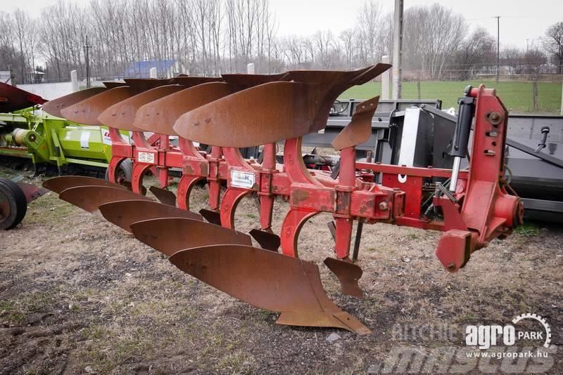 Gregoire Besson RB7, 5 furrow reversible plough 4+1 furrows