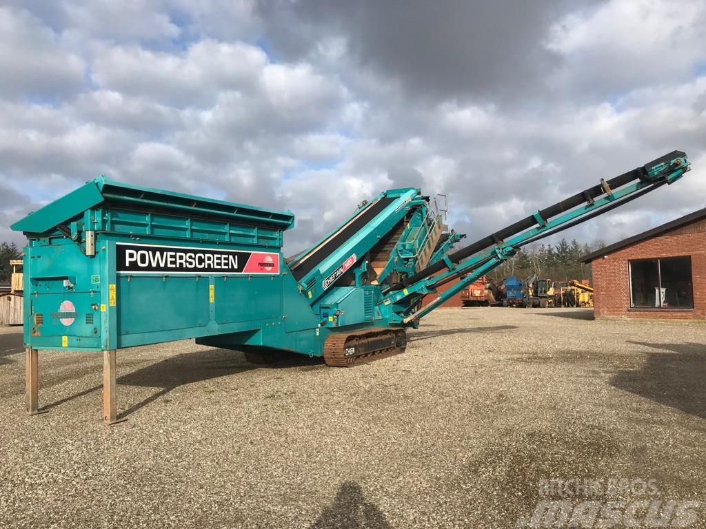PowerScreen Chieftain 1400