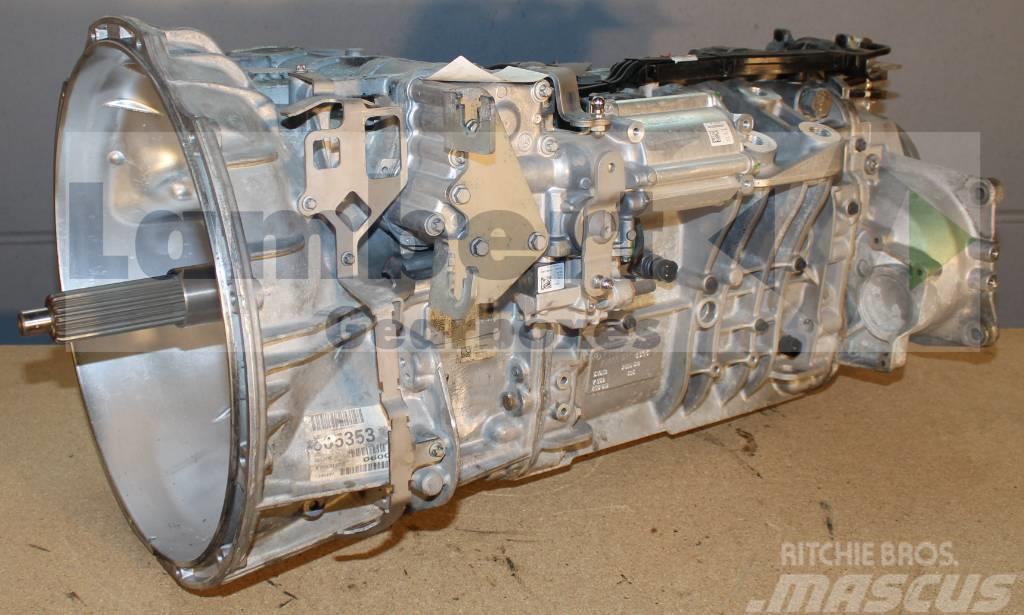 Mercedes-Benz G230-16 715508 Getriebe gebraucht Gearbox Actros LKW / 38.639 km