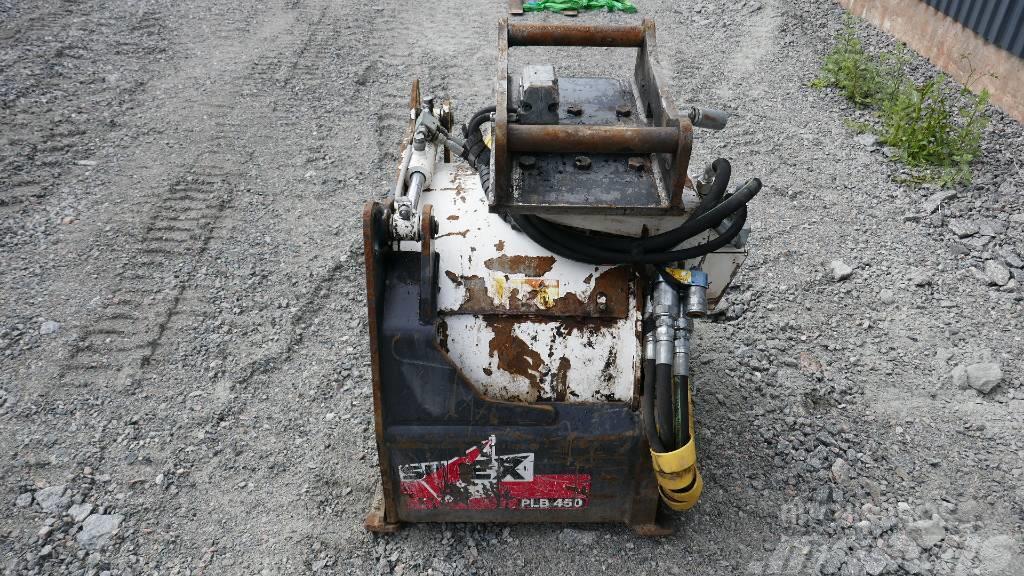 Simex PLB 450 Hydraulisk höj/sänkning