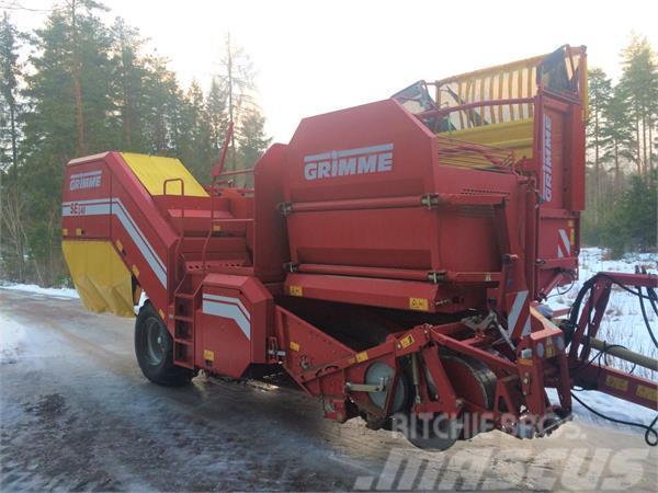 Grimme SE 140-UB