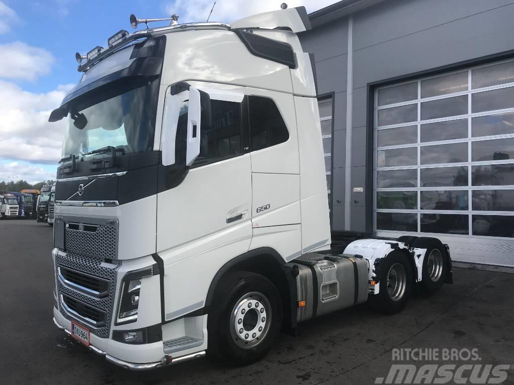 Volvo FH16 650 6x2
