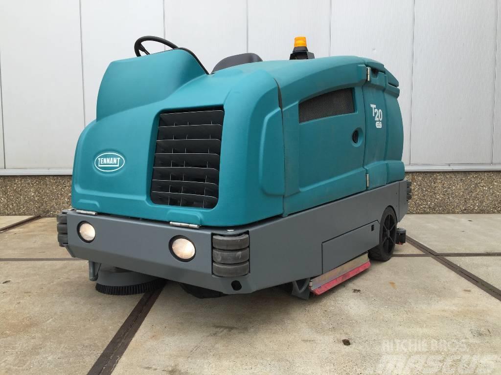 Tennant T20 Diesel